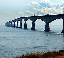 Confederation Bridge by George Cousins