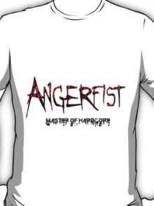 Angerfist Master Of Hardcore T-Shirt