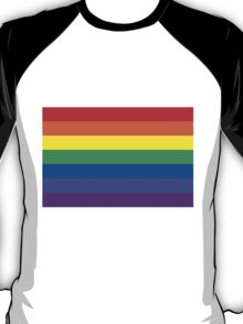 Equal Rights Flag T-Shirt