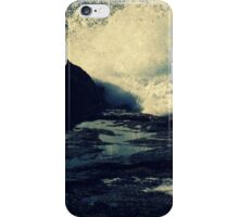 Surf's Up @ The Gong iPhone Case/Skin
