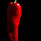 Red Hot Chili Pepper! by Erik Anderson