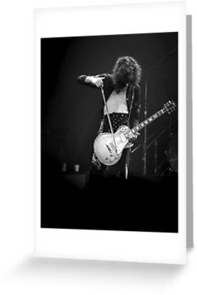 Jimmy Page  by Mike Norton