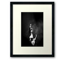 Jimmy Page #1 Framed Print