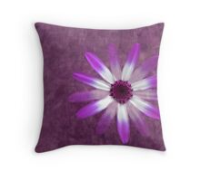 Violet Dream Throw Pillow