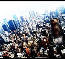 NY with Jazz by iSHOT