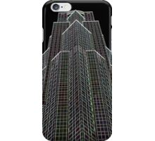 Office Block Abstract iPhone Case/Skin