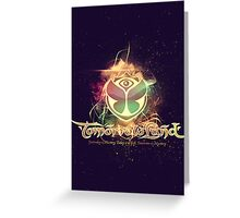 Tomorrowland Greeting Card