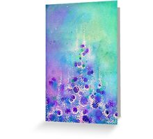 Bubbles of Light Greeting Card