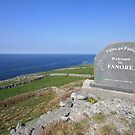 Fanore village by John Quinn