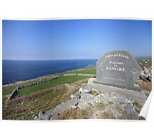 Fanore village Poster