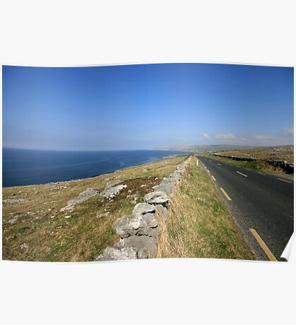 Fanore view Poster