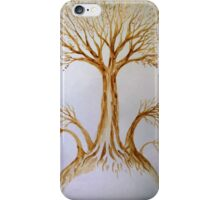 The trees that grow under bigger trees iPhone Case/Skin
