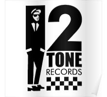 Two tone Poster