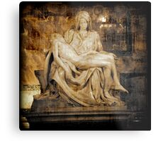 Mary and Jesus Metal Print