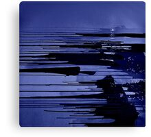 Silence before storm Canvas Print