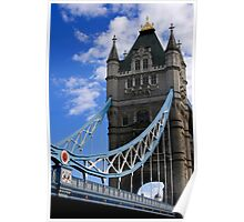 Historic Tower Bridge Poster