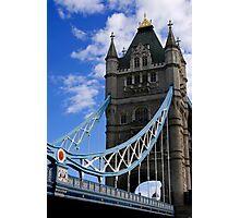 Historic Tower Bridge Photographic Print