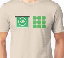 Money ATM machine design Unisex T-Shirt