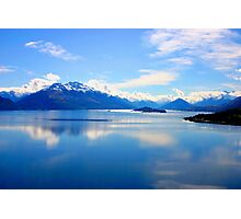New Zealand Lake Digitised Photographic Print