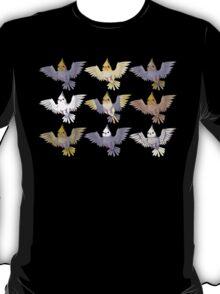 Cockatiel Group T-Shirt