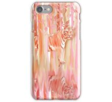 Tiger in the Trees iPhone Case/Skin