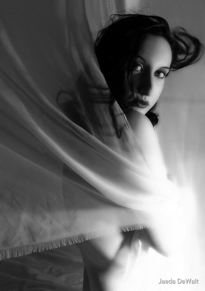 Enchantress - Self Portrait by Jaeda DeWalt