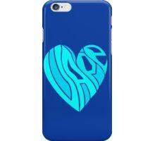 vape hart iPhone Case/Skin
