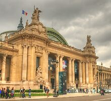 The Grande Palais by Michael Matthews