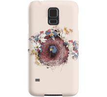 Nesting - Another Bird Has Found It's Nest Samsung Galaxy Case/Skin