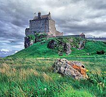 Duart castle by leksele