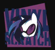 My Little Pony: Vinyl Scratch by Clara Hollins