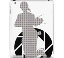 Chell's Companion Cubes iPad Case/Skin