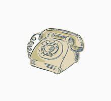Telephone Vintage Etching Unisex T-Shirt
