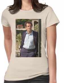 Monty Don At RHS Hampton Court Palace Flower Show 2015 Womens Fitted T-Shirt
