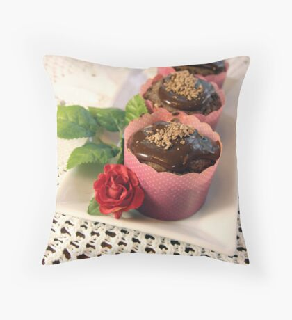 Can I Tempt You? Throw Pillow
