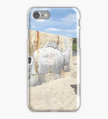 Beach Art iPhone Case/Skin