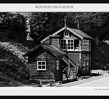 Rothley Signalbox by Aggpup