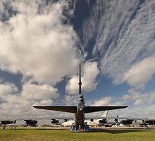 """The Last Laugh"" B52,Avalon Airshow,Australia 2015 by muz2142"