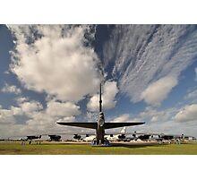 """The Last Laugh"" B52,Avalon Airshow,Australia 2015 Photographic Print"