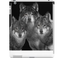 Sheep in wolf clothes  iPad Case/Skin