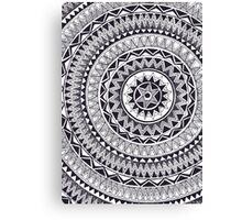 Black and White #2 Canvas Print