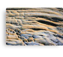 glowing rock Canvas Print