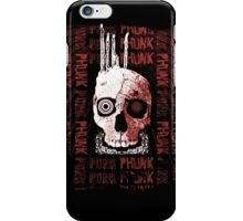 Punk Phunk iPhone Case/Skin