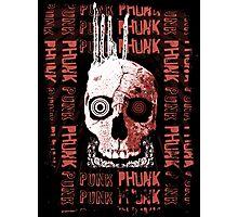 Punk Phunk Photographic Print