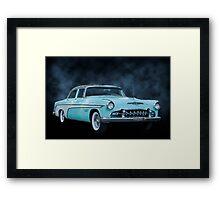 DeSoto Firedome Coronado  Framed Print