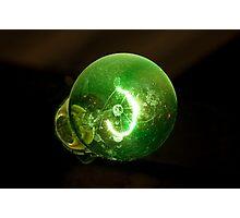 Green Lantern Photographic Print