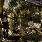 Graveyard Girl by thephotosnapper
