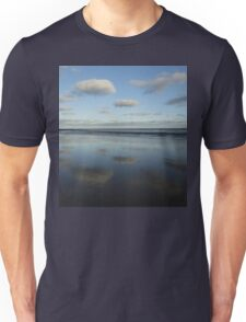 Cloud & Sky Reflections, Breamlea Beach, Australia 2014 Unisex T-Shirt