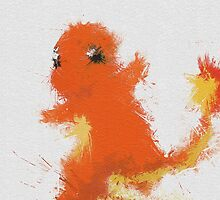Charmander by geekyract