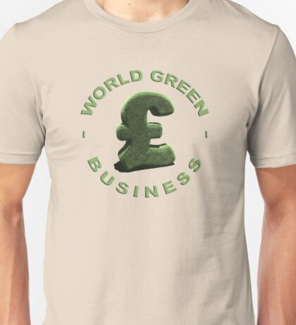 World Green Business Unisex T-Shirt